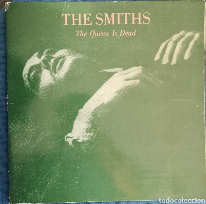 THE SMITHS - THE QUEEN IS DEAD - ORIGINAL ESPAÑA 1986 (Música - Discos - LP Vinilo - Pop - Rock - New Wave Extranjero de los 80)