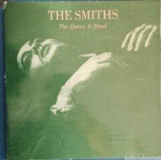 Discos de vinilo: THE SMITHS - THE QUEEN IS DEAD - ORIGINAL ESPAÑA 1986. Lote 168858008