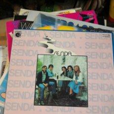 Discos de vinilo: LP, GAT. SENDA. LLAMO A LA JUVENTUD. NOVOLA. 1977. . Lote 168867604