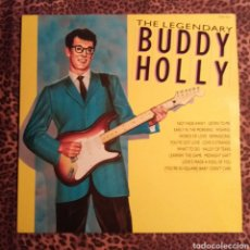 Discos de vinilo: BUDDY HOLLY - THE LEGENDARY. Lote 168872912
