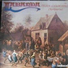 Discos de vinilo: LABANDA - FIESTA CAMPESTRE (LP). Lote 168886584