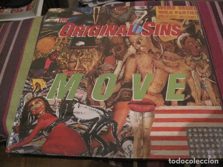 LP THE ORIGINAL SINS MOVE DOBLE LP PRECINTADO (Música - Discos - LP Vinilo - Pop - Rock Extranjero de los 90 a la actualidad)