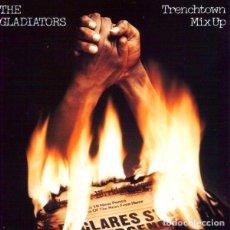 Discos de vinilo: THE GLADIATORS LP TRENCHTOWN MIX UP VINILO MUY RARO COLECCIONISTA. Lote 168909290