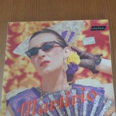 Discos de vinilo: DISCO VINILO LP MARTIRIO. Lote 168913838