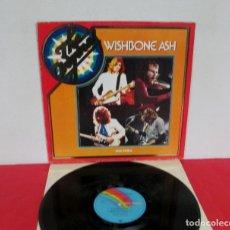 Disques de vinyle: WISHBONE ASH - THE ORIGINAL / PRIMERA EPOCA - LP - MCA CORAL 1977 GERMANY 42.006 VINILO COMO NUEVO. Lote 168938064