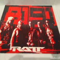 Discos de vinilo: RATT -RATT & ROLL 8191- (1991) LP DISCO VINILO. Lote 168940276
