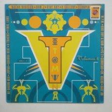 Dischi in vinile: VITAMINA T. VOLUMEN 3. NACHO DIVISION. RAM J. KIKE BOY. SCORPIA. DOBLE LP. TDKDA58. Lote 191869580