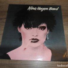 Discos de vinil: NINA HAGEN - NINA HAGEN BAND (SPAIN 1979). Lote 168944876