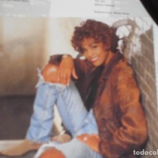 Discos de vinilo: WHITNEY HOUSTON -LP- I´M YOUR BABY TONIGHT MADE IN SPAIN 1990. Lote 168955288