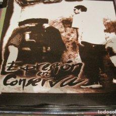Discos de vinilo: LP EXPRESIÓN EN CONSERVA ZEROPORSIENTO 1998 HIP HOP RAP. Lote 168980361