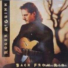 Discos de vinilo: ROGER MCGUINN - BACK FROM RIO - LP ALEMAN 1991 #. Lote 168990648