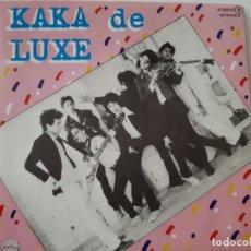Discos de vinilo: KAKA DE LUXE- ROSARIO - EP PROMO 1978 - COMO NUEVO.. Lote 168993636