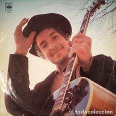 Discos de vinilo: BOB DYLAN - NASHVILLE SKYLINE - LP 1ª EDICION ESPAÑOLA MONO 1969 #. Lote 169000188