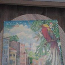 Discos de vinilo: SPYRO GYRA CARNAVAL LP. Lote 169000492