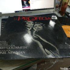 Discos de vinilo: LA PROFECÍA LP B.S.O. ESPAÑA 1976. Lote 169004546