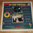 Discos de vinilo: VARIOS LP ACTION PACKED! VOL.4 LP V/A ROCKIN RARITIES ROCKABILLY -ELVIS PRESLEY(COMPRA MINIA 15 EUR). Lote 169008064