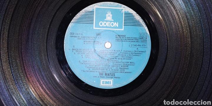 Discos de vinilo: THE BEATLES // WHITE ÁLBUM -2 LPs - 1968- Vinilos en buen estado - Numerado-Álbum blanco -LP Antiguo - Foto 6 - 169030172