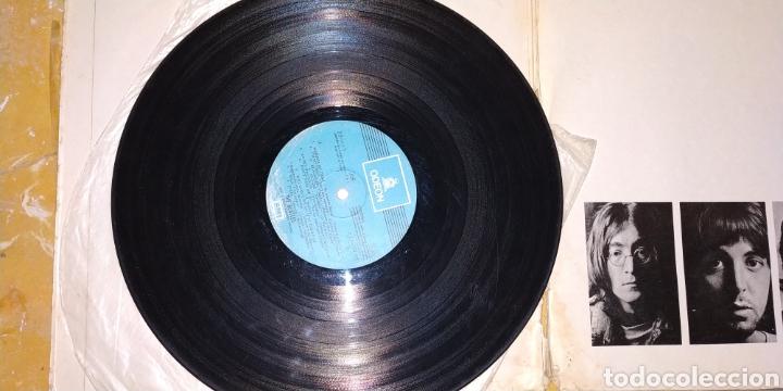 Discos de vinilo: THE BEATLES // WHITE ÁLBUM -2 LPs - 1968- Vinilos en buen estado - Numerado-Álbum blanco -LP Antiguo - Foto 8 - 169030172