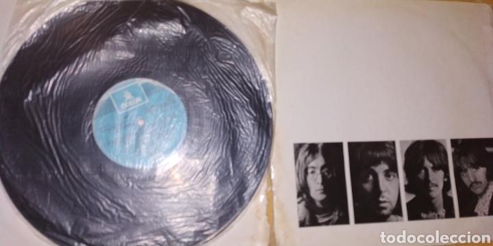 Discos de vinilo: THE BEATLES // WHITE ÁLBUM -2 LPs - 1968- Vinilos en buen estado - Numerado-Álbum blanco -LP Antiguo - Foto 13 - 169030172