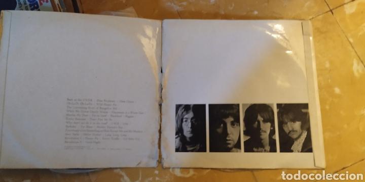 Discos de vinilo: THE BEATLES // WHITE ÁLBUM -2 LPs - 1968- Vinilos en buen estado - Numerado-Álbum blanco -LP Antiguo - Foto 17 - 169030172