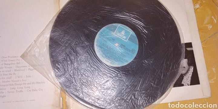 Discos de vinilo: THE BEATLES // WHITE ÁLBUM -2 LPs - 1968- Vinilos en buen estado - Numerado-Álbum blanco -LP Antiguo - Foto 18 - 169030172