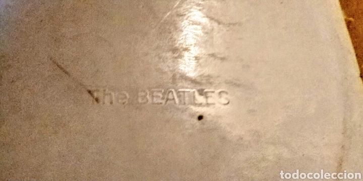 THE BEATLES // WHITE ÁLBUM -2 LPS - 1968- VINILOS EN BUEN ESTADO - NUMERADO-ÁLBUM BLANCO -LP ANTIGUO (Música - Discos - LP Vinilo - Pop - Rock Extranjero de los 50 y 60)