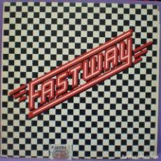 Discos de vinilo: FASTWAY - LP TEST PRESSING. Lote 169033504