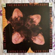 Discos de vinilo: SINGLE BEATLES YESTERDAY 1965. Lote 169034321