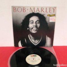 Discos de vinil: BOB MARLEY - SON CAMBIOS / CHANCES ARE -LP- WEA 1981 MEXICO LWI-6082 VINILO NUEVO SUPER RARE. Lote 169035904
