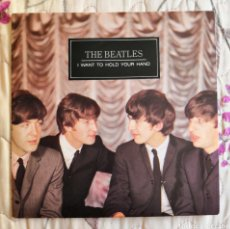 Discos de vinilo: SINGLE THE BEATLES I WANT TO HOLD YOUR HAND/THIS BOY 1963. Lote 169037762