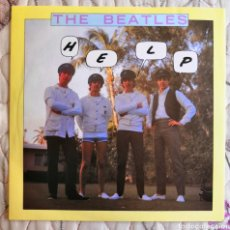 Discos de vinilo: SINGLE BEATLES HELP/IM DOWN 1965. Lote 169038410