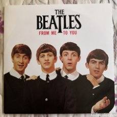 Discos de vinilo: SINGLE BEATLES FROM ME TO YOU. 1963. Lote 169039676