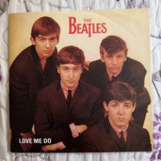 Discos de vinilo: SINGLE BEATLES LOVE ME DO 1967. Lote 169042314