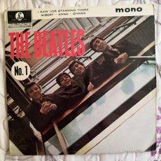 Discos de vinilo: SINGLE THE BEATLES N 1. Lote 169043318