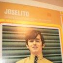 Discos de vinilo: LP JOSELITO. CLAVELITOS. DOCE CASCABELES.. RCA 1977 SPAIN (PROBADO Y EN BUEN ESTADO). Lote 169059556
