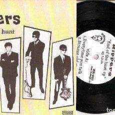 Discos de vinilo: THE RIPPERS EP SPAIN PRESS 2004 ,H-RECORDS GARAGE ROCK / RHYTHM & BLUES(COMPRA MINIMA 15 EUR). Lote 169060756