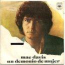 Discos de vinilo: MAC DAVIS / UN DEMONIO DE MUJER / EL ORO DE UN POBRE HOMBRE (SINGLE 19724. Lote 169067496