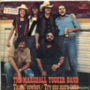 Discos de vinilo: THE MARSHALL TUCKER BAND / THIS OL' COWBOY / TRY ONE MORE TIME (SINGLE 1975). Lote 169068044