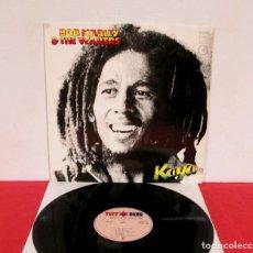 Discos de vinil: BOB MARLEY - KAYA - LP - ISLAND / TUFF GONG 1978 SPAIN EXCELENTE. Lote 169069800