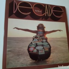 Discos de vinilo: NEIL YOUNG- DECADE- SPAIN 3 LP 1977- DOUBLE GATEFOLD- EXC. ESTADO.. Lote 169074928
