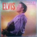 Discos de vinilo: ELVIS PRESLEY. ELVIS (1956). RCA-VICTOR, GERMANY 1969 LP (LSP 1382). Lote 169085236
