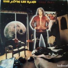 Discos de vinilo: THE ALVIN LEE BAND- FREE FALL- SPAIN PROMO LP 1980- TEN YEARS AFTER- COMO NUEVO.. Lote 169086848