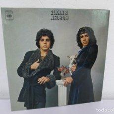 Discos de vinilo: ELKIN & NELSON. LP VINILO. DISCOS CBS 1974. VER FOTOGRAFIAS ADJUNTAS. Lote 169099716