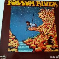 Discos de vinilo: POSSUM RIVER- SPAIN LP 1973- VINILO COMO NUEVO.. Lote 169100028