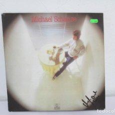 Discos de vinilo: MICHAEL SCHANZE. DAS NEUE ALBUM. LP VINILO. ARIOLA EURODISC. VER FOTOGRAFIAS. Lote 169103984