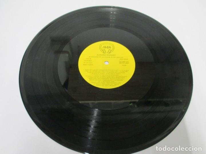 Discos de vinilo: AURORA MORENO. AYNADAMAR. LA FUENTE DE LAS LAGRIMAS. LP VINILO. TECNOSAGA 1988. - Foto 7 - 169104476