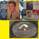 Discos de vinilo: ELVIS PRESLEY - ELVIS IN G.I. BLUES 1960, SCOTTY MOORE.. GUITAR, RARA ORG EDT USA RCA, EXC. Lote 169116568