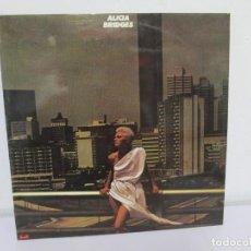 Discos de vinilo: ALICIA BRIDGES. LP VINILO. POLYDOR 1978. VER FOTOGRAFIAS ADJUNTAS. Lote 169132440