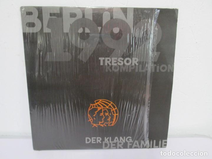 BERLIN 1992. TRESOR KOMPILATION. DER KLANG DER FAMILIE. LP VINILO. TRESOR 1992 (Música - Discos - LP Vinilo - Disco y Dance)
