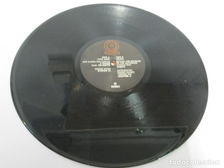 Discos de vinilo: BERLIN 1992. TRESOR KOMPILATION. DER KLANG DER FAMILIE. LP VINILO. TRESOR 1992 - Foto 5 - 169132656